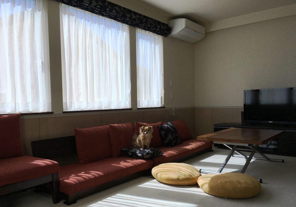 あったかエアコンは便利機能で1年中快適。家中どこにいても暖かいのに、電気料金は思っていたより安いです。
