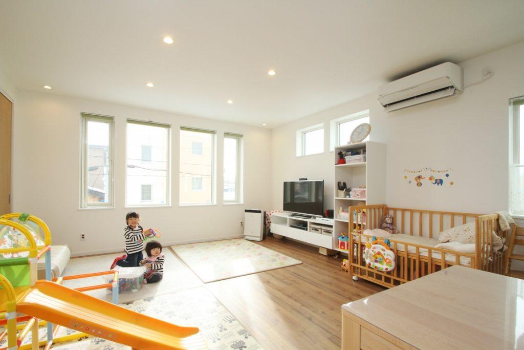 高い断熱性能やスマート電化採用による省エネルギーな家
