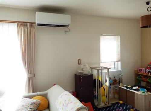あったかエアコンは快適で、実家にも設置することになりました